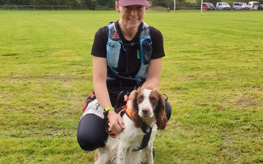 Red Kite Cani Trail 2019 Review by Sam & Peggy