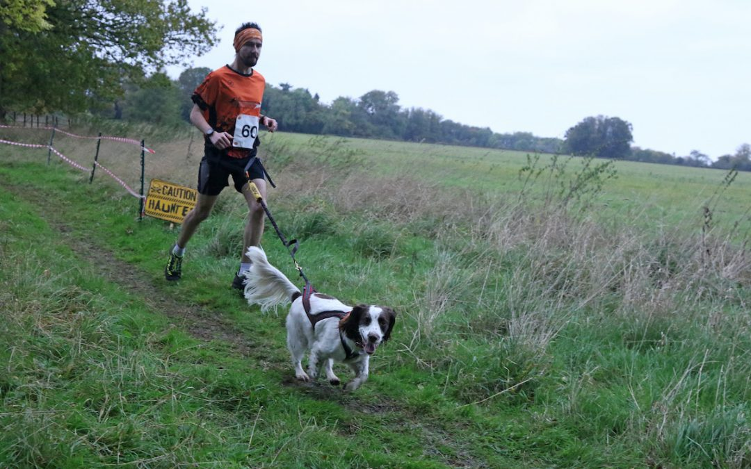 My First Checkendon Challenge – Tony & Fred