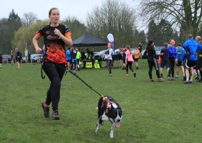 Tailrunners SE Essex Canicross Running Club